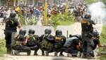 Ollanta militariza la lucha de los mineros
