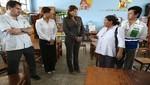 MIDIS y autoridades de Salud en Puente Piedra descartan que malestar en escolares se deba a alimentos