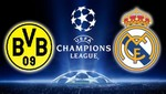 Champions League: Real Madrid vs Borussia Dortmund [EN VIVO]