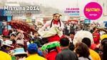 APEGA revela los primeros avances de Mistura 2014