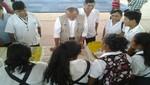 Entregan mosquiteros y realizan actividades para prevenir dengue y malaria en Iquitos