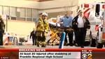 Pennsylvania: Estudiante hirió a 20 personas con una navaja en una escuela secundaria [VIDEO]