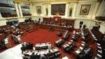 Pleno aprobó acuerdo de NN.UU. e ingreso de tropas extranjeras