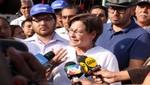 """Alcaldesa de Lima: """"Las autoridades tienen que trabajar juntas para evitar accidentes que lleven a la muerte"""""""
