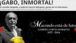 Gabriel García Márquez, 1927-2014