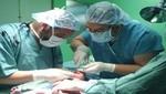 Cien operaciones gratuitas de labio leporino y paladar hendido realizarán en el Loayza