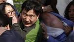 Corea del Sur: Familias de desaparecidos del ferry atacan al Guardacostas