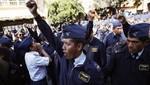 Bolivia: Gobierno amenaza con despedir a los militares que protesten