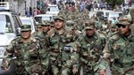 Bolivia: El gobierno despide a cientos de soldados que protestaban