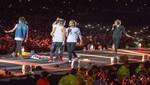 Concierto de One Direction en Perú dejó al menos 47 heridos