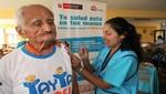 Más de un millón de adultos mayores serán protegidos contra la influenza