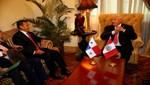Perú y Panamá otorgan un renovado impulso a sus relaciones bilaterales