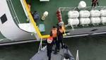 Corea del Sur: Guardia Costera dijo que no podrán recuperar todos los cuerpos del ferry