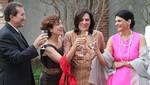 Ex ministra de Transportes y Comunicaciones Verónica Zavala se casó con su novia en los Estados Unidos