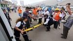 Municipalidad de Lima coordina realización de simulacro de Tsunami en la Costa Verde