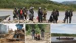 Operativos contra la minería ilegal se desarrollan con éxito en Madre de Dios
