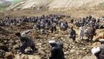 Afganistán: 2.100 muertos confirmados tras derrumbe de un cerro