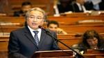 Ministro del Interior: ONAGI no recibió presupuesto excesivo