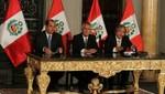 Ejecutivo aprueba nuevo reglamento del Sistema Nacional de Seguridad Ciudadana
