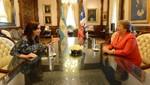Presidentas de Argentina y Chile relanzaron el Tratado de Maipú