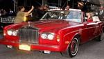 Lady Gaga subastará su Rolls Royce convertible