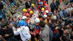 Turquía: Sigue la búsqueda de sobrevivientes tras derrumbe en mina de carbón