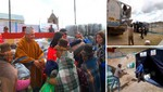 Ejecutivo entrega ayuda humanitaria y despliega brigadas de salud en 15 regiones