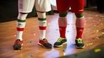 Las medias de los jugadores de Irán se encogen tras el primer lavado