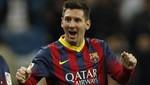 El FC Barcelona renueva contrato con Messi