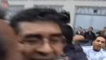 Presidente Regional de Ancash César Alvarez puso fin a su clandestinidad y se entregó a la justicia