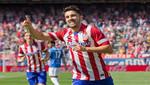 El Atlético de Madrid campeón de España tras empatar 1-1 con el Bacelona