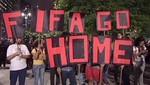 La protesta social y las manifestaciones ganaron espacio en ciudades brasileñas a pocas semanas del Mundial Brasil 2014