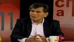 Lombardo Mautino, candidato a la Presidencia Regional de Ancash, fue entrevistado por el 'Chema' Salcedo