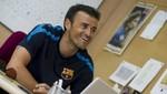 FC Barcelona nombró a Luis Enrique como entrenador para las próximas dos temporadas