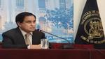 Otárola: El Perú espera contar mañana con un TC completo y legítimamente conformado