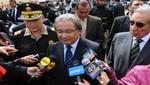 Ministro Albán: Policía brinda seguridad a todos los testigos claves del caso Áncash