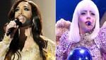 Lady Gaga pide a Conchita Wurst unirse a su gira