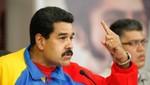 Maduro presentará evidencias de golpe de Estado ante la Unasur