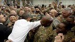 Barack Obama realiza visita sorpresa a Afganistán