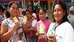 Distritos limeños de San Juan de Lurigancho y Rímac también se benefician con Programa Nacional A Comer Pescado