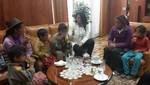 Madre y seis hijos secuestrados por Sendero Luminoso recibirán atención psicológica, social y legal