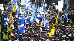 Se inició oficialmente la campaña del referéndum sobre la separación de Escocia del Reino Unido