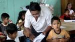 Asignación especial para cerca de 7 mil profesores que laboran en el VRAEM