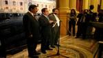Pleno del Congreso aprobó nueva conformación de Comisión de Ética Parlamentaria