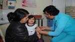 Hospital Cayetano Heredia realiza campaña de vacunación contra rubeola, sarampión y papera
