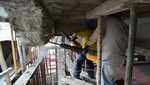 Emape inicia trabajos de sustitución de vigas del puente Brasil
