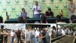 Se anunció proyecto de agua y saneamiento para Puerto Maldonado por S/. 80 millones