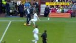 José Mourinho saca del juego a Olly Murs en partido benéfico Soccer Aid  [VIDEO]