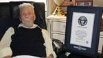 Murió en Nueva York a los 111 años el hombre más longevo del mundo