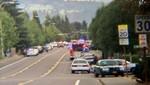 Oregon: Un estudiante y un sospechoso muertos en tiroteo en escuela secundaria